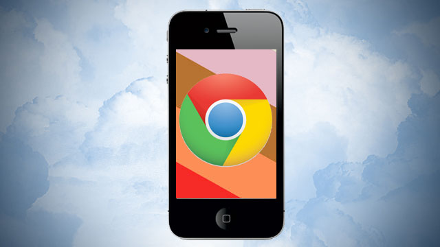 chrome iphone