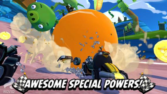 Angry Birds Go! 3