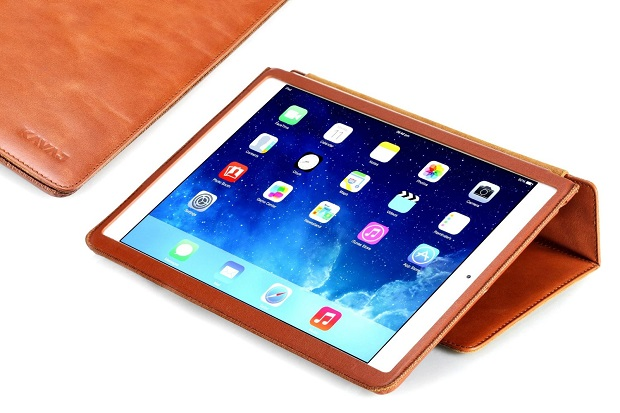KAVAJ iPad Air leather case