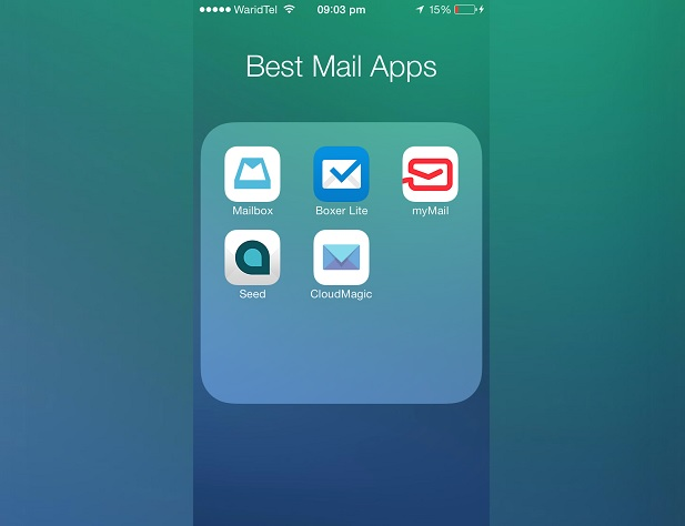 These are the best mail apps for your iPhone: CloudMagic, Boxer, Mailbox, myMail and Seed Mail ...