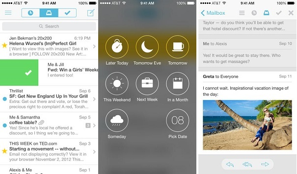 These are the best mail apps for your iPhone: CloudMagic ...