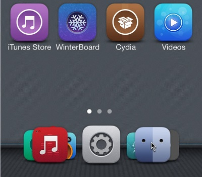 DockFlow tweak
