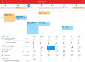 Fantastical 2 for iPad app (2)