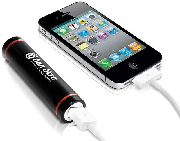 San Sero portable charger