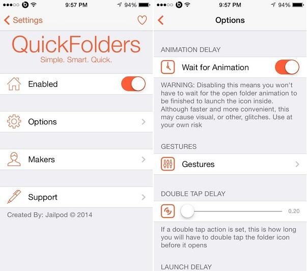 QuickFolders tweak