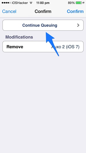 Queue Cydia how to (1)