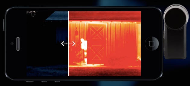 Seek Thermal iPhone