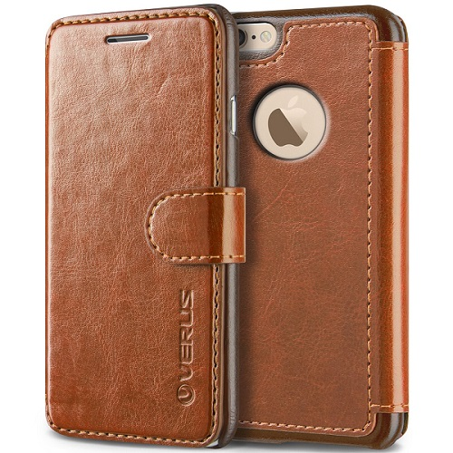 Verus [Kickstand Feature] iPhone 6 wallet case