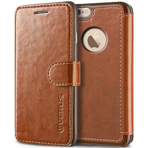 Verus [Kickstand Feature] iPhone 6 wallet case