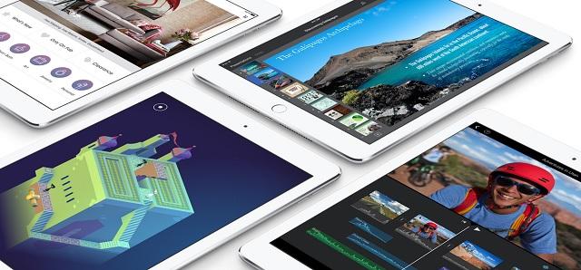 iPad Air 2 apps