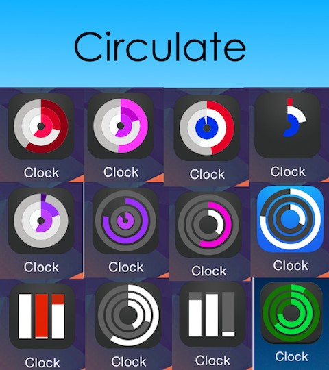 Circulate tweak