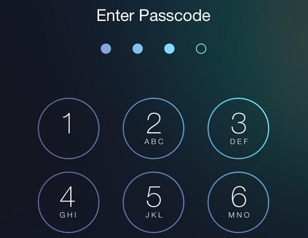 Passcode feat1