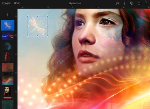 Pixelmator iPad 1