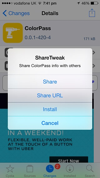 ShareTweak