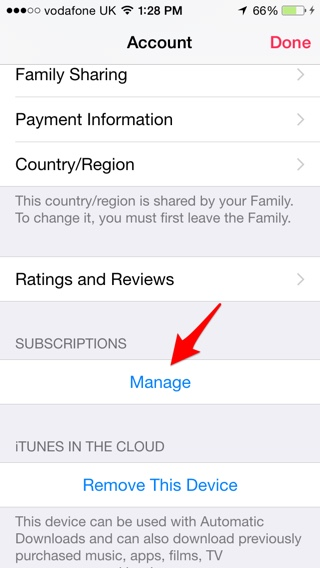 Apple Music subscription (3)