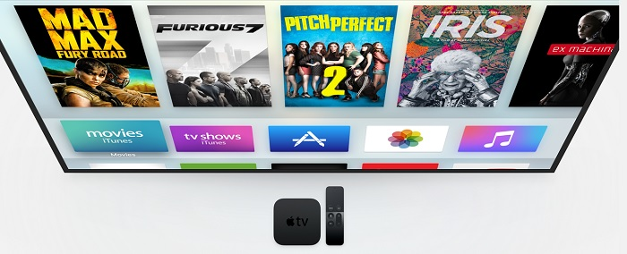 Apple TV main