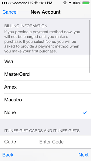 free apple id iOS (2)