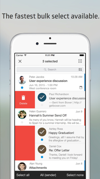 Boxer for iOS