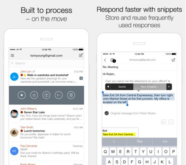 Dispatch iOS