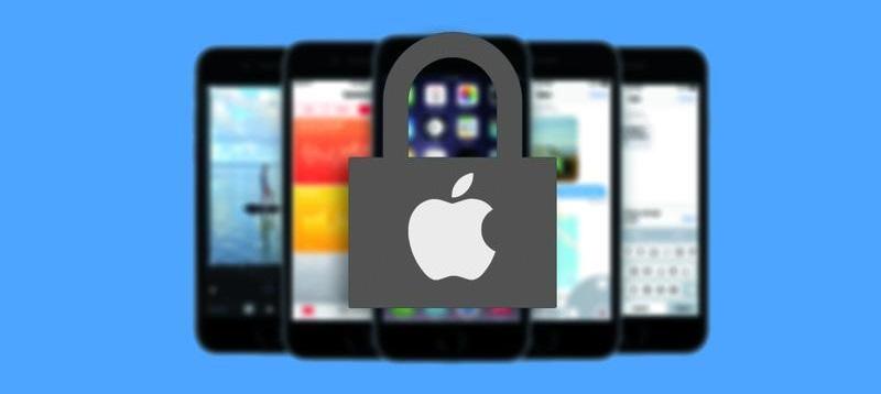 encryption iPhone