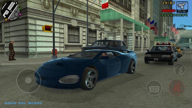 GTA Liberty City Stories iPhone