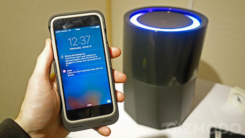 Ossia wireless charging iPhone
