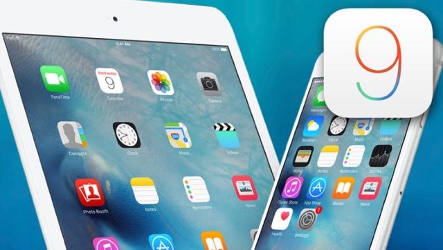 iOS 9 main