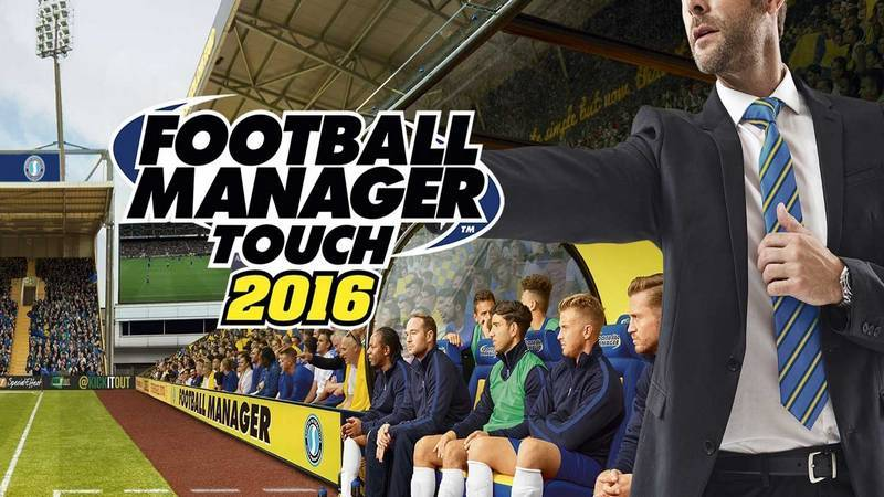 Football Manager Touch 20161