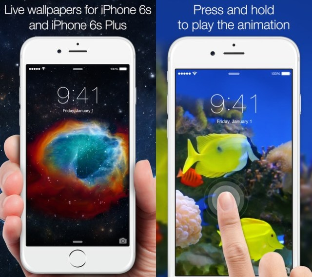 Download And Apply 3D Touch Live Wallpapers On Your IPhone