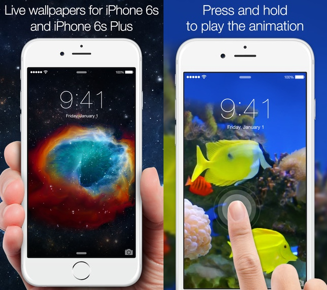 Download And Apply 3d Touch Live Wallpapers On Your Iphone With