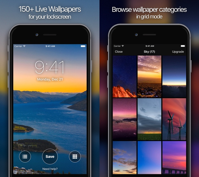 Download and apply 3d touch live wallpapers on your iphone with live wallpapers for iphone 6s and 6s plus voltagebd Gallery