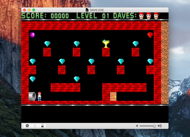 Boxer game app MS Dos