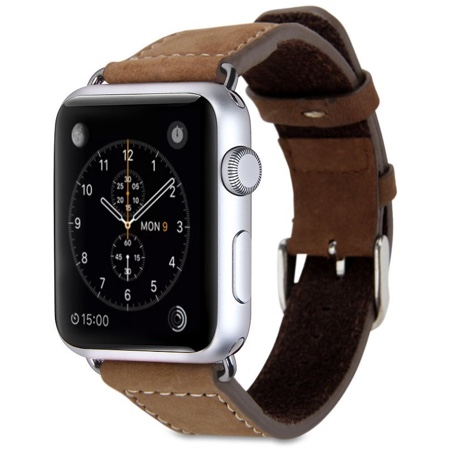 GMYLE nubuck leather watch1