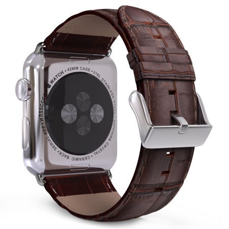 MoKo Apple Watch leather band