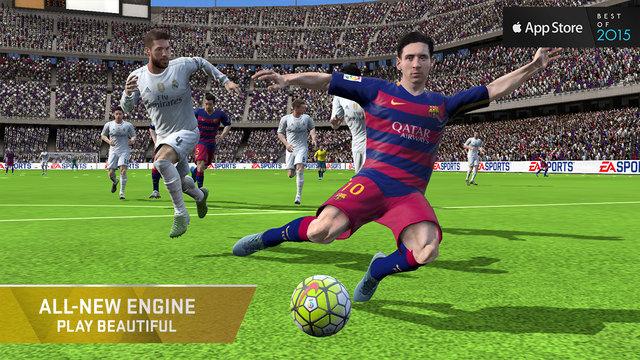 Fifa 16 Ultimate Team iPad