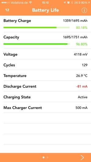 BatteryLife tweak