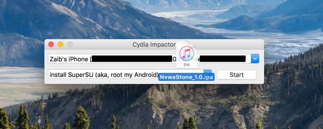 Cydia Impactor 2