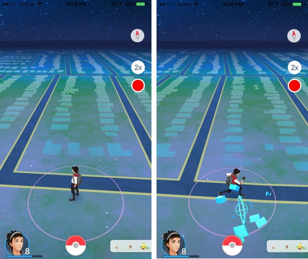 PokemonGoAnywhere tweak