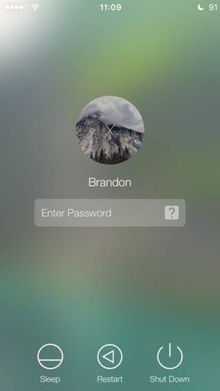 Login Tweak