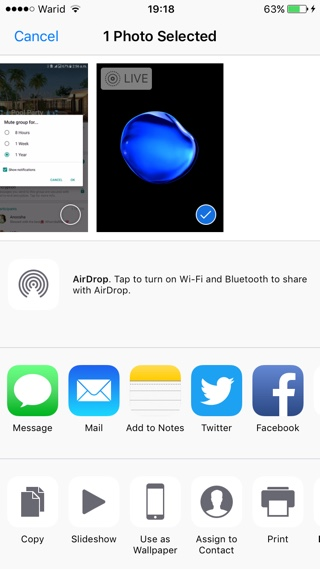 How To Get Iphone 7 S Exclusive Blob Live Wallpaper On Your Device