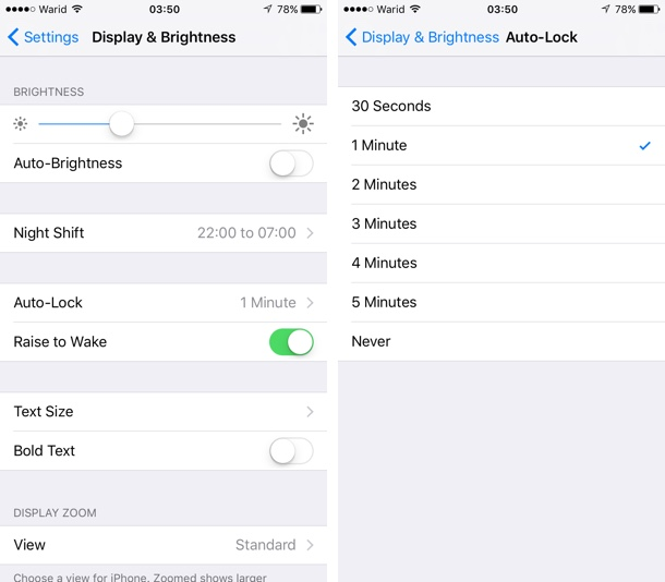 Iphone screen turns on automatically ios 10