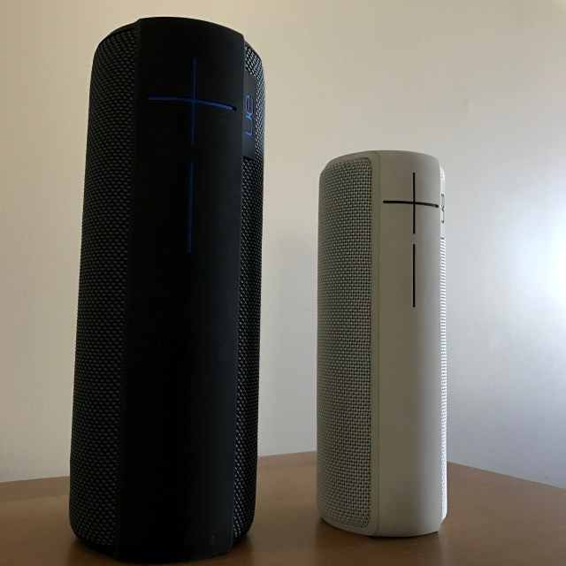 The MEGABOOM can pair up with other MEGABOOM and BOOM 2 speakers for even greater sound