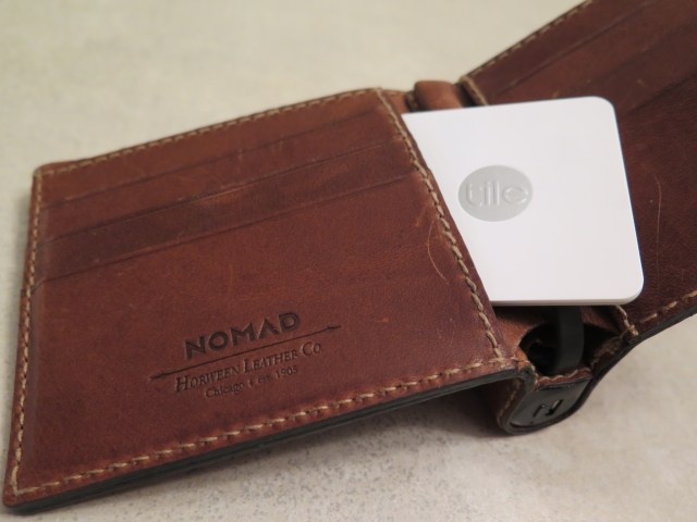 Tile Slim Wallet