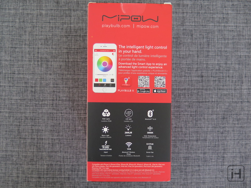 Playbulb Color Review
