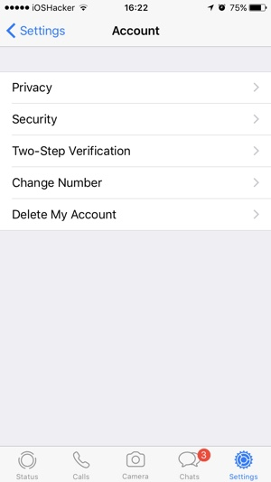 Enable Two-Step Verification
