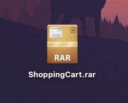 Extract A RAR File