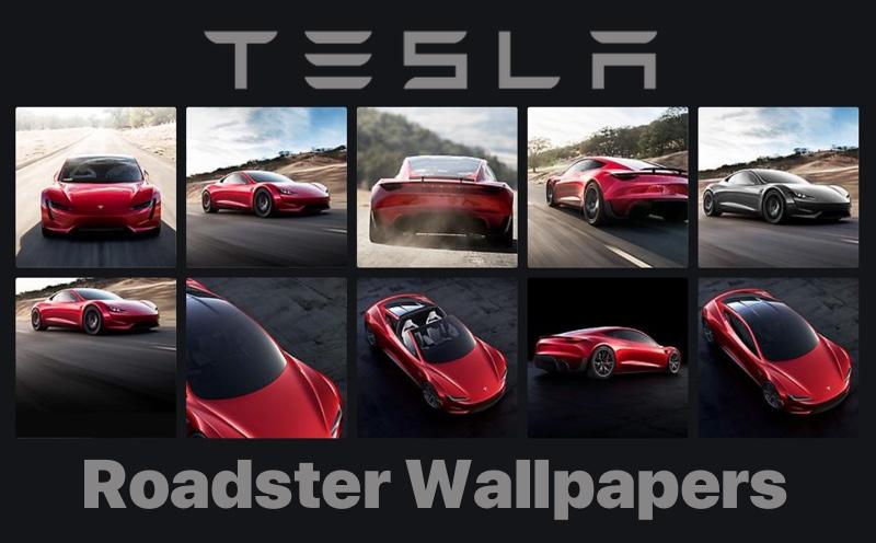 Tesla Roadster 2020 Wallpapers For Iphone X Ipad And Mac Ios Hacker