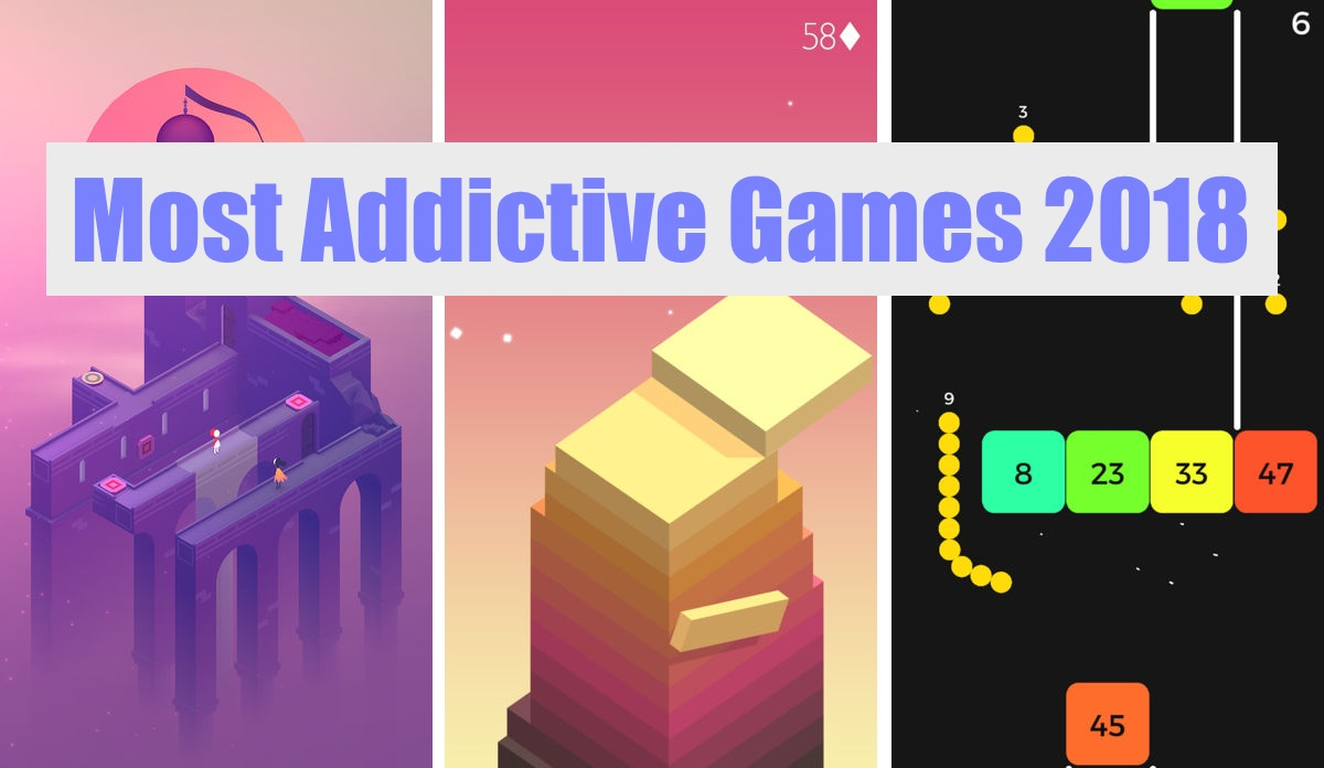 Most addicting iphone games