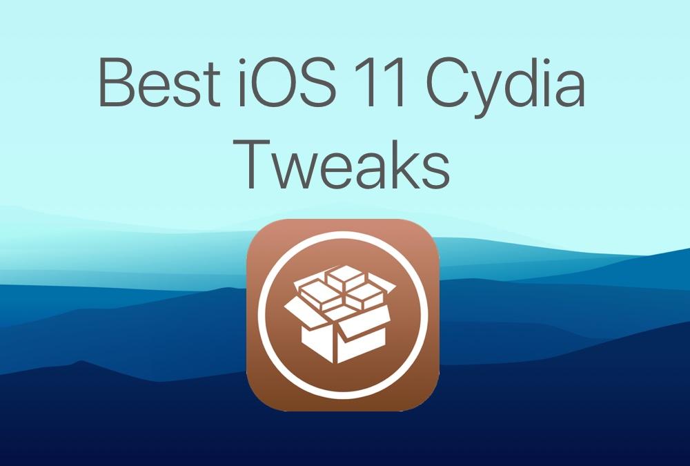 Best iOS 11 Cydia Tweaks