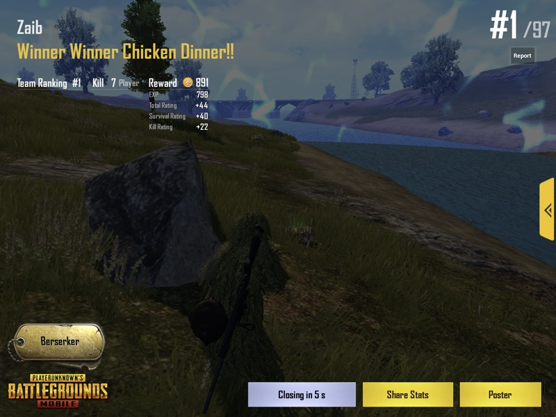 Pubg Takes The Chicken Dinner With 4 Million Players On: How To Win Chicken Dinners: PUBG Mobile Tips And Tricks